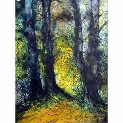 Landscape Tree Wall Art