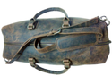 Hunter Leather Gym Bag