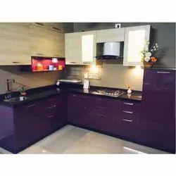 Best Acrylic Modular Kitchen Professionals Contractors Designer