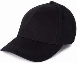 Cotton Black Caps