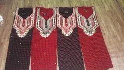 Multicolor Cotton African Kaftan, GSM: 150-200