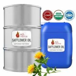 AG Industries Safflower Oil, For Food And Cosmetic
