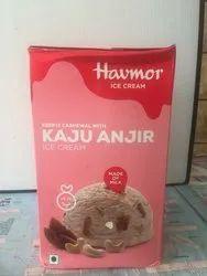 Kaju Anjeer Ice Cream 5 Lts Bulk Packs