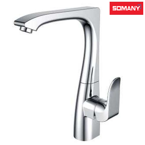Somany Table Mounted Joel Single Lever Sink Mixer