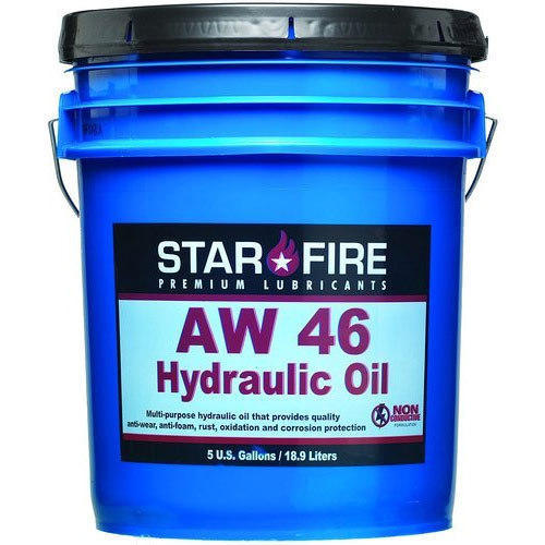Aw46 Starfire Aw 46 Hydraulic Oil Packing Sizelitres 189 Rs 85