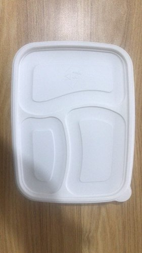 Biodegradable Plates With Lid