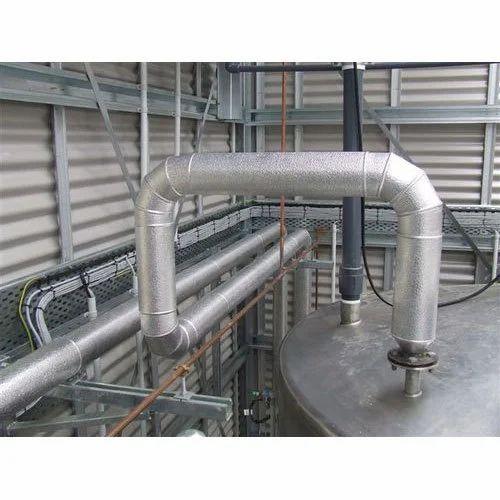 Aluminium Aluminum Pipe Insulation Cladding   ID: 14705741762