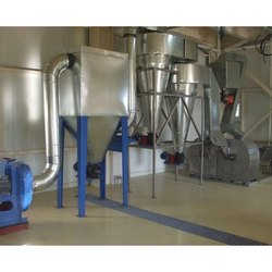 Teccon Polished Industrial Drying System