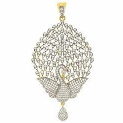 Varenyam Bridal Wear Artificial Pendant