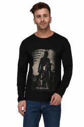 Men Full Sleeve Neck T-Shirt