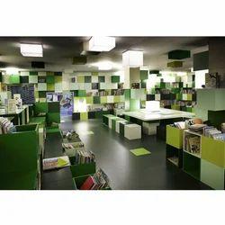 Library Interior Design Designing