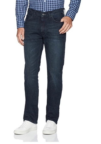 863efc68a Men's 5 Pocket Straight Fit Stretch Jean, Gents Stretch Jeans ...