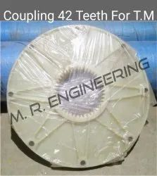 Coupling 42 Teeth for T M