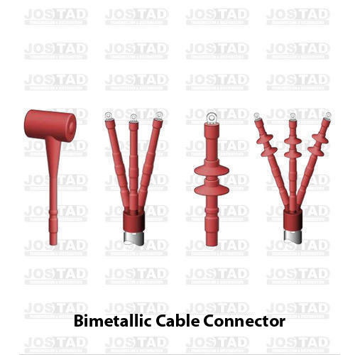 Bimetallic Cable Connector, for Industrial