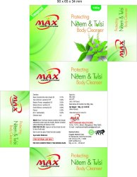 Protecting Neem and Tulsi Body Cleanser
