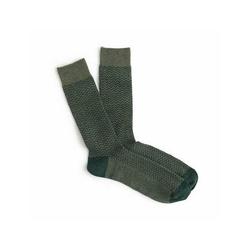 Dollar Green Mens Woolen Socks, Size: 6-10