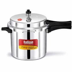 Deluxe Aluminium 12 Ltr Pressure Cookers
