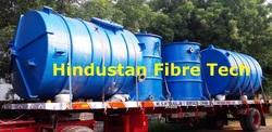 Fiberglass Storage Tanks