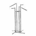Four Way Cloth Display Stand