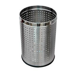 SS Colour Coated Dustbin