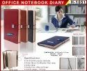 Office Notebook Diary H-1051