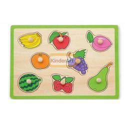 Flat Puzzle Fruit