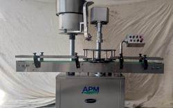 Automatic Single Head Lug Capping Machine