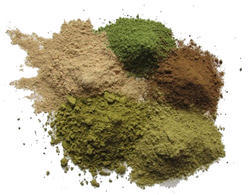 Organic Herbal Powders