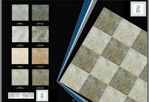 Digital Parking Tiles 300x300 Whole Supplier From Morbi