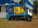 DTH-400 Mounting Bore Well Rig