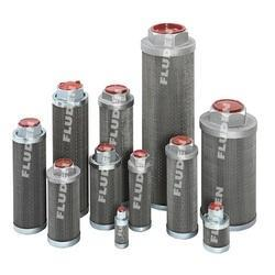 ALUMINUM White Industrial Oil Filters