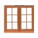 Wooden Laminated Window