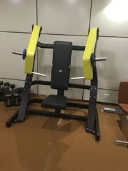 Chest Press Free Weight Machine