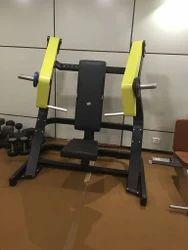 Chest Press Free Weight Machine