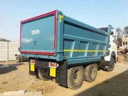 Tipper Body Repairing Services