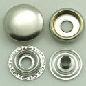 Round Ttk Vt7 Coat Buttons, Packaging Type: Packet