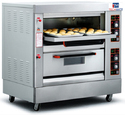 Electric 2 Deck 4 Tray Oven
