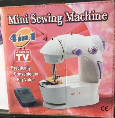 704dc232f7e Semi-Automatic Portable Sewing Machine