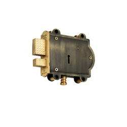 Stainless Steel Brass Door Lock DL-1018