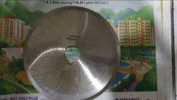 HSS M2 Steel 50 Mm Dia To 300 Mm Dia Circular Knife Edge Cutter, For Cutting