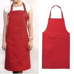 red and blue kitchen apron - Kitchen Apron