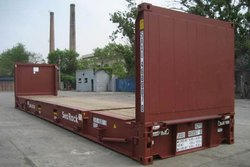 40'FR CONTAINER
