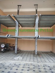 Automatic Underground Car Parking System