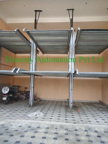 Automatic Underground Car Parking System