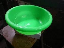 Round Mild Steel Plastic Tub Die, For Home