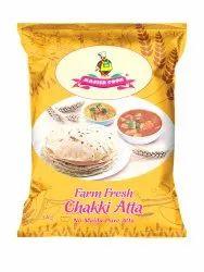 Master Cook Chakki Atta, Packaging Type: Bag, 90 Days
