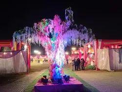 3 Days Marriage Light Decoration, Bikaner