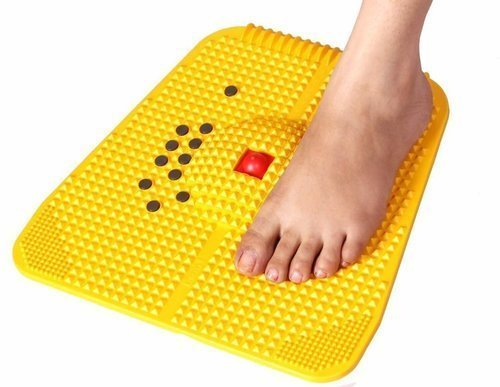 Yellow Acupressure Foot Mat Rs 160 Piece Oceanic