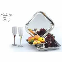 Square Shaped Trays Set
