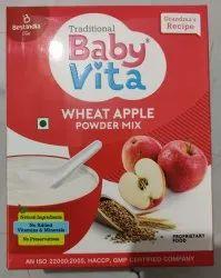 Wheat Apple Powder Mix, 300 Gm